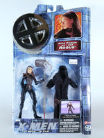 MARVEL X-MEN: THE MOVIE - ANNA PAQUIN AS ROGUE ACTION FIGUREw