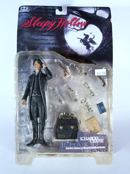 MCFARLANE TOYS: SLEEPY HOLLOWS - ICHABOD CRANE