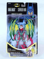 Legends of the Dark Knight - Dive Claw Robin with Blast Attack Missile and Power Glide Wings Action Figure