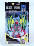 LEGENDS OF THE DARK KNIGHT - DIVE CLAW ROBIN WITH BLAST ATTACK MISSILE AND POWER GLIDE WINGS