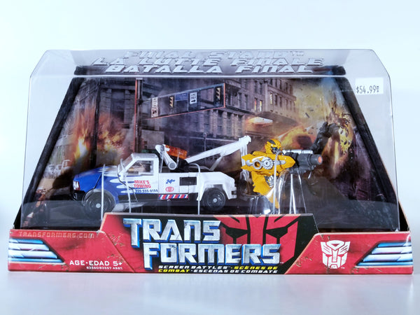 TRANSFORMERS: SCREEN BATTLES - FINAL STAND