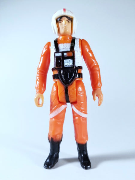 STAR WARS: THE EMPIRE STRIKES BACK - VINTAGE LUKE SKYWALKER (X-WING PILOT) ACTION FIGURE