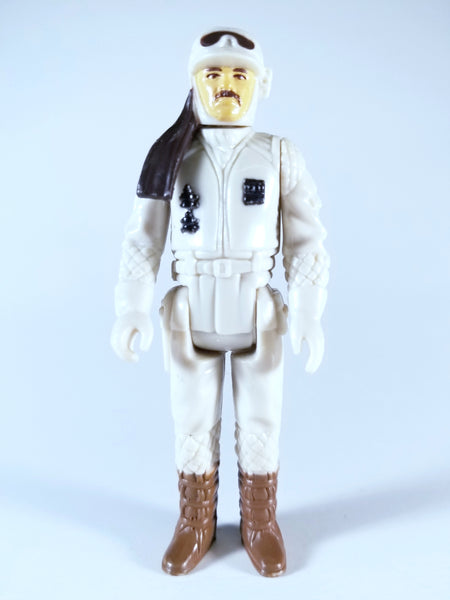 STAR WARS: THE EMPIRE STRIKES BACK - VINTAGE REBEL COMMANDER ACTION FIGURE