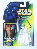 STAR WARS: THE POWER OF THE FORCE - VINTAGE PRINCESS LEIA ORGANA ACTION FIGURE