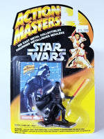STAR WARS: ACTION MASTERS DIE CAST COLLECTIBLES - VINTAGE DARTH VADER FIGURE