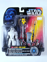 STAR WARS: GALACTIC EMPIRE - CROWD CONTROL STORMTROOPER ACTION FIGURE
