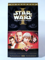 Star Wars The Phantom Menace - Widescreen Video Collector's Edition