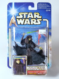 STAR WARS: ATTACK OF THE CLONES - LUMINARA UNDULI JEDI MASTER ACTION FIGURE