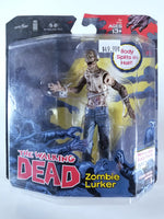 THE WALKING DEAD - ZOMBIE LURKER ACTION FIGURE