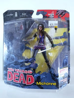 THE WALKING DEAD - MICHONNE ACTION FIGURE