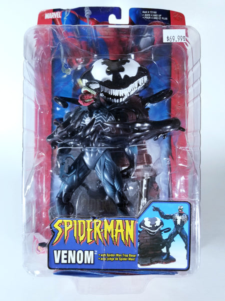 SPIDER-MAN SERIES - VENOM ACTION FIGURE