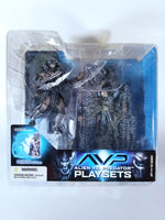 ALIEN VS. PREDATOR PLAYSETS