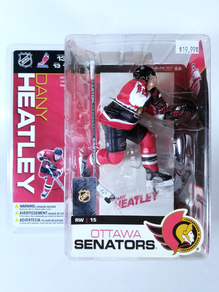 MCFARLANE'S SPORTSPICKS NHL SERIES 13 - DANY HEATLEY ACTION FIGURE