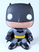(OOB) DC COMICS SUPER HEROES FUNKO POP! BATMAN #01 VINYL FIGURE