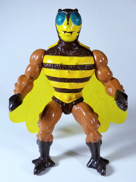 MASTERS OF THE UNIVERSE - VINTAGE BUZZ-OFF ACTION FIGURE