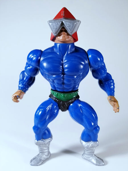MASTERS OF THE UNIVERSE - VINTAGE MEKANECK ACTION FIGURE