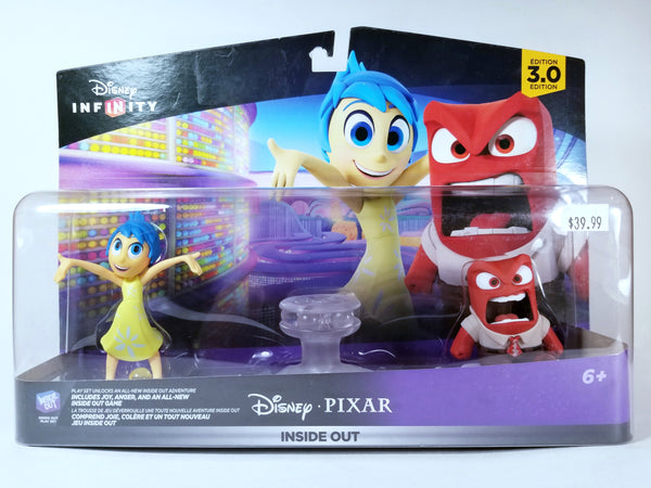 Inside Out: Disney Infinity 3.0 Edition - Joy, Anger, and an All-New Inside Out Game