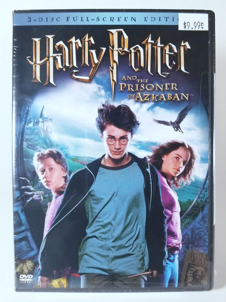 HARRY POTTER AND THE PRISONER OF AZKABAN FULL-SCREEN EDITION DVD
