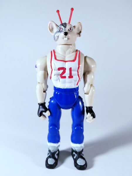 Biker Mice from Mars - Vintage Slam-Dunk Vinnie Action Figure