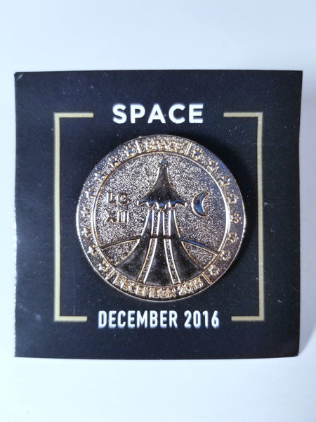 SPACE DECEMBER 2016 LOOTGAMING CRATE PIN