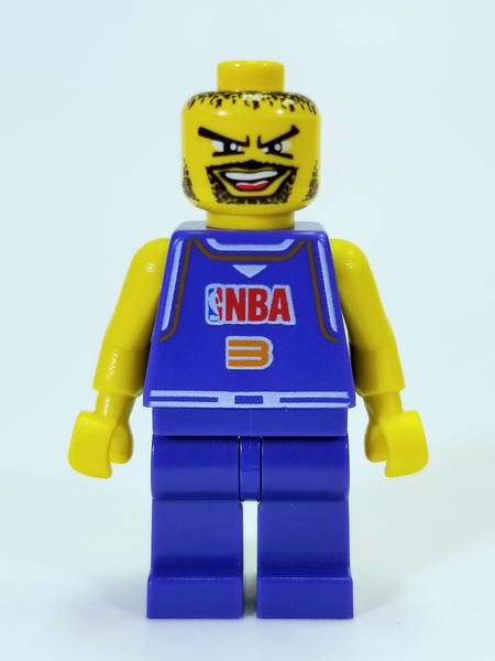LEGO NBA - PLAYER NUMBER 3 MINIFIGURE