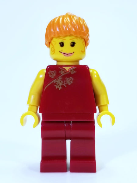 LEGO SPIDER-MAN 1 - MARY JANE MINIFIGURE