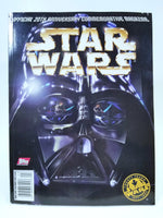 VINTAGE STAR WARS OFFICIAL 20TH ANNIVERSARY COMMEMORATIVE MAGAZINE