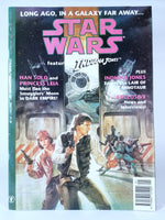 VINTAGE STAR WARS FEATURING INDIANA JONES ISSUE #4 MAGAZINE