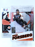 MCFARLANE'S SPORTSPICKS NHL SERIES 12 - PETER FORSBERG ACTION FIGURE