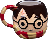 HARRY POTTER 3D CERAMIC MUG