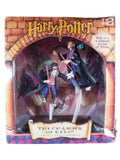 2001 MATTEL HARRY POTTER - THE CHAMBER OF KEYS CLASSIC SCENE COLLECTION