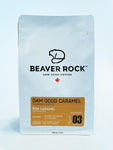 BEAVER ROCK - DAM GOOD CARAMEL FLAVOURED COFFEE
