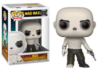 MAD MAX FURY ROAD FUNKO POP! NUX #512 VINYL FIGURE