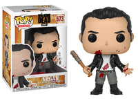 THE WALKING DEAD FUNKO POP! NEGAN #573 VINYL FIGURE