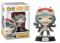 STAR WARS FUNKO POP! RIO DURANT #244 VINYL FIGURE
