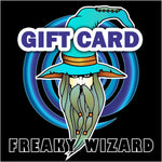 Freaky Wizard Gift Card