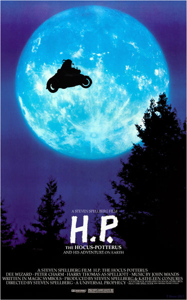 HP, The Hocus-Potterus - Poster