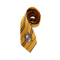 HARRY POTTER - HUFFLEPUFF STRIPED TIE