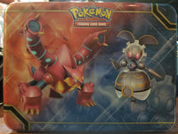 POKEMON TRADING CARD GAME LUNCHBOX TIN