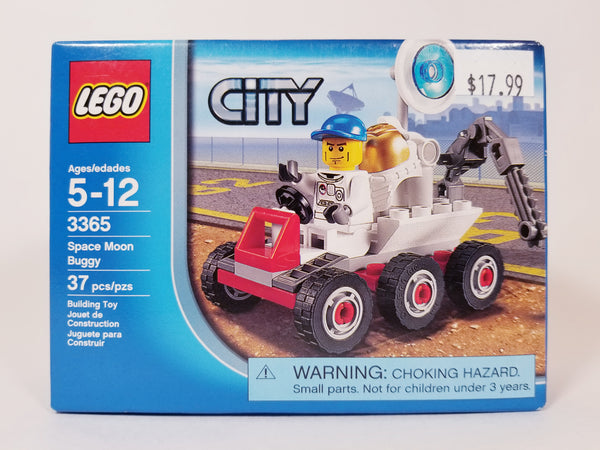 LEGO City - Space Moon Buggy Set 3365