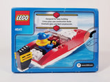 LEGO CITY: SPEED BOAT (4641)