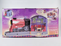 HARRY POTTER PLATFORM 9 3/4 WORLD OF HOGWARTS PLAYSET