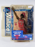 McFarlane Toys NBA - Ben Wallace (Chicago Bulls) Series 12 Action Figure