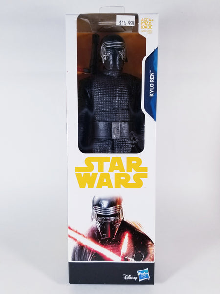 "HASBRO'S STAR WARS KYLO REN 12"" ACTION FIGURE"