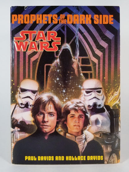 STAR WARS: PROPHETS OF THE DARK SIDE JUNIOR NOVEL