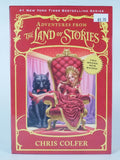 ADVENTURES FROM THE LAND OF STORIES BOOKS BY CHRIS COLFER