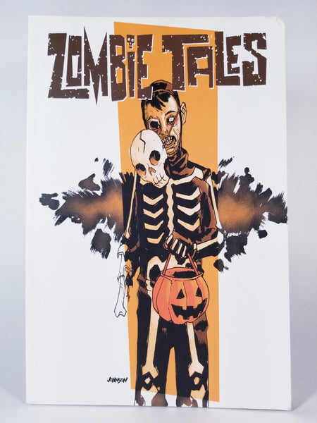 ZOMBIE TALES BOOK