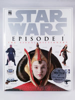 STAR WARS: EPISODE 1 - THE VISUAL DICTIONARY