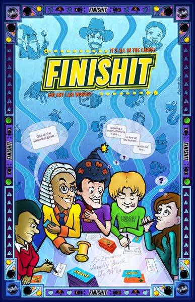 FINISHIT Limited Edition - Poster