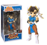 STREET FIGHTER FUNKO ROCK CANDY - CHUN-LI VINYL FIGURE